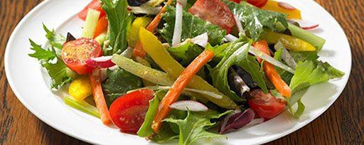 Salade de jardin