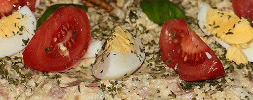 Salade allemande de pommes de terre